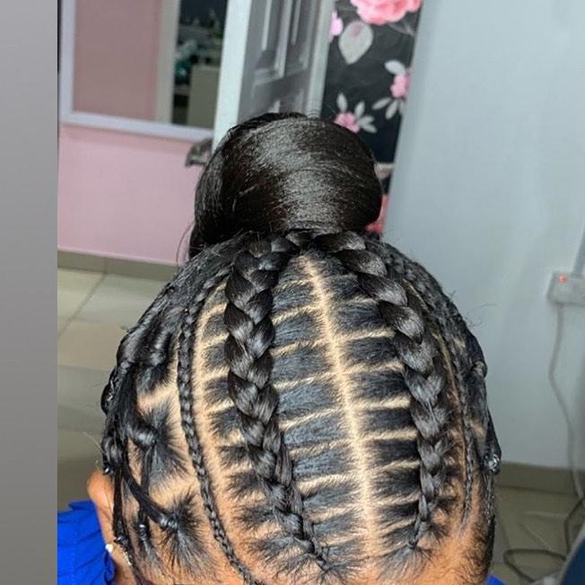 goddess braids styles 14