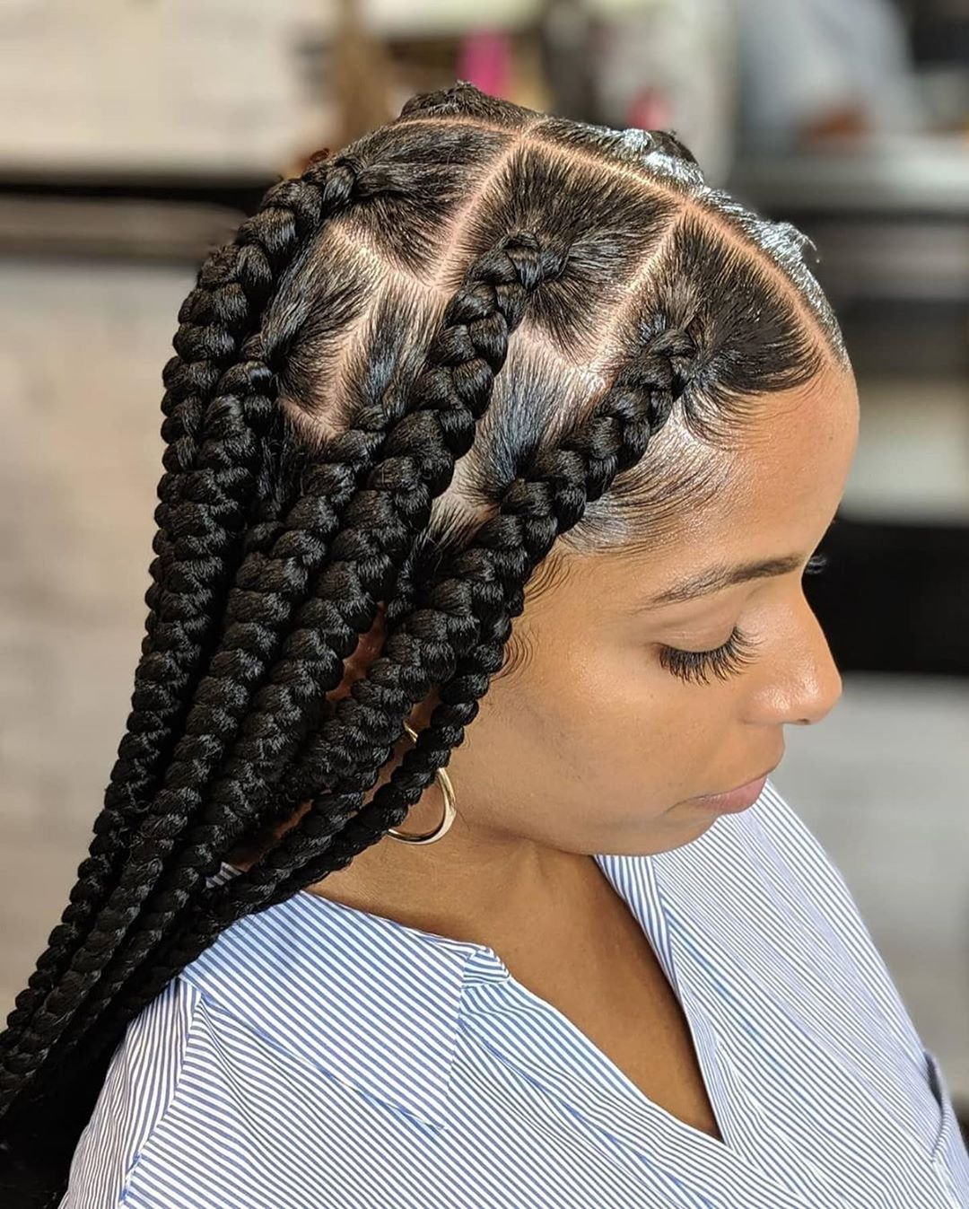 goddess braids styles 16