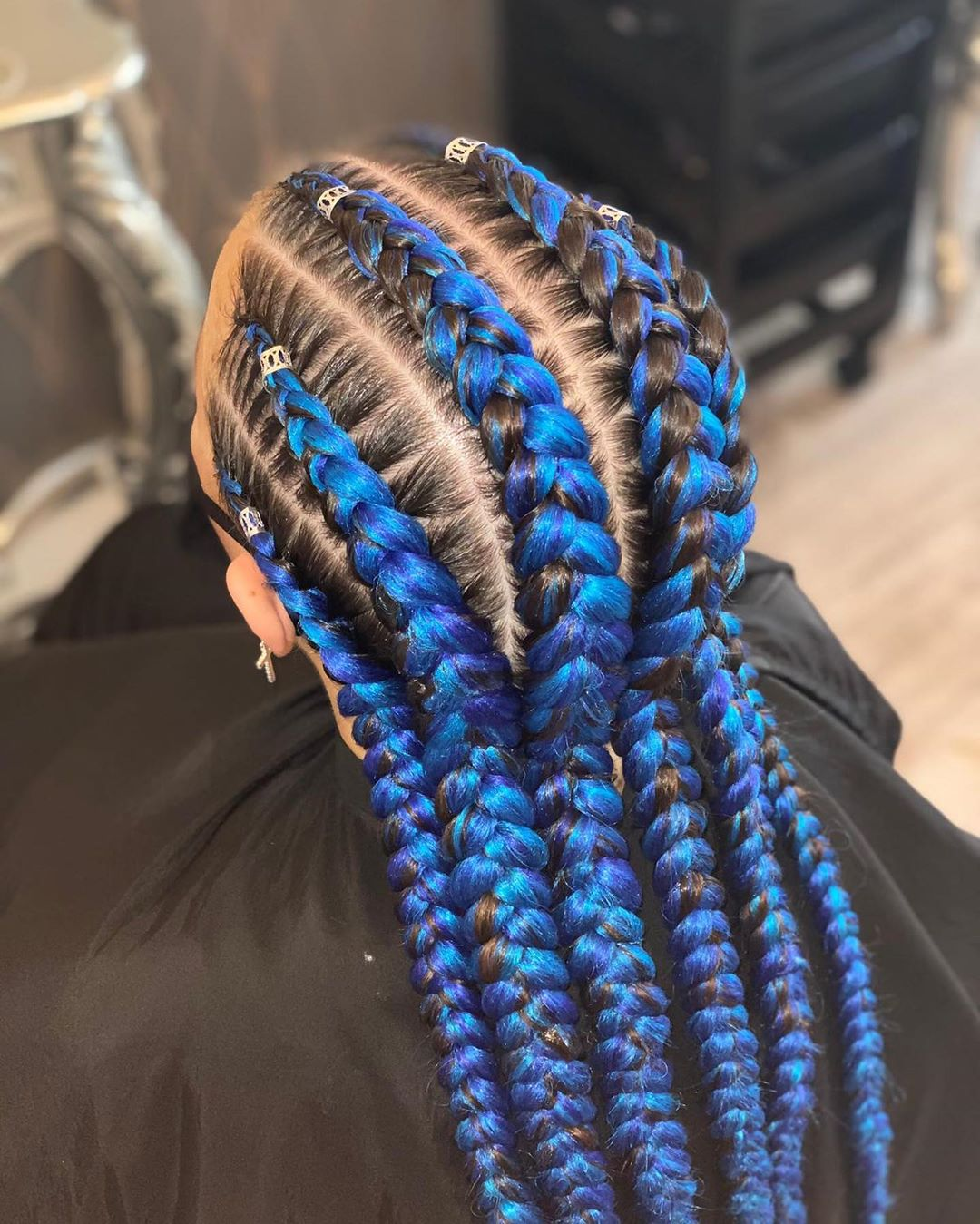 goddess braids styles 2