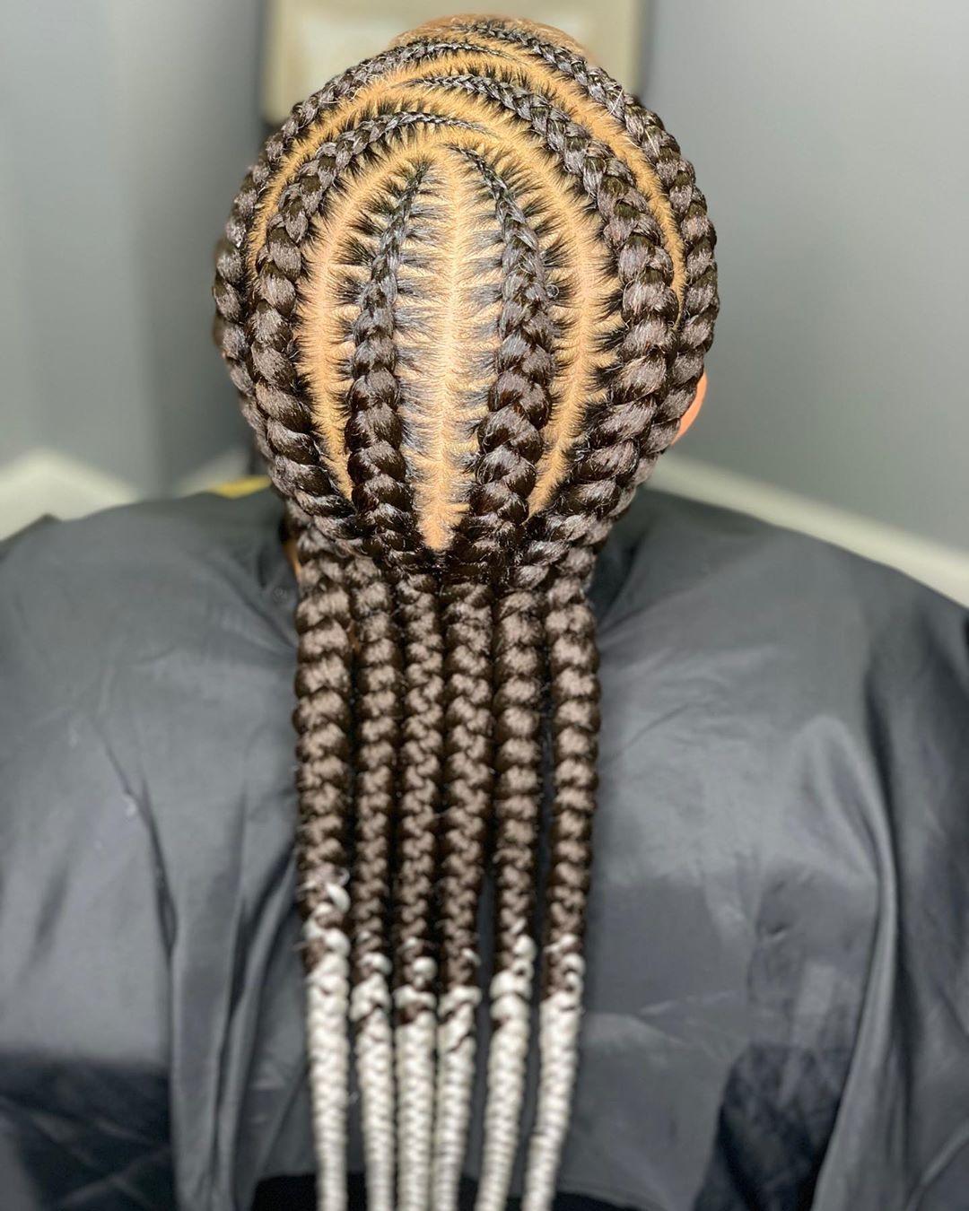 goddess braids styles 7