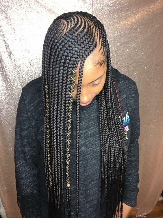 hair braiding ideas for black women