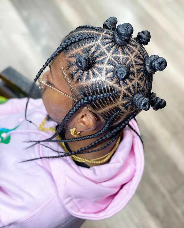 latest braid styles 14