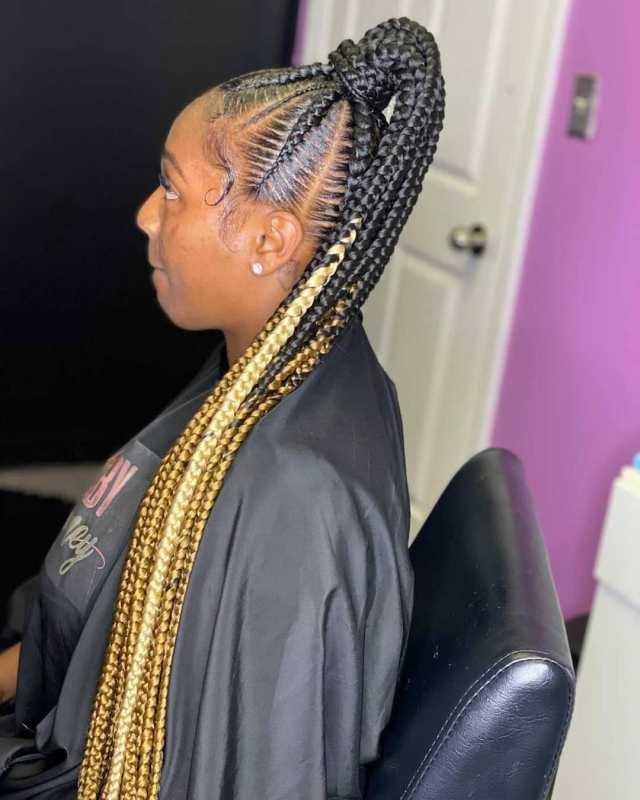 latest braided hairstyles 1