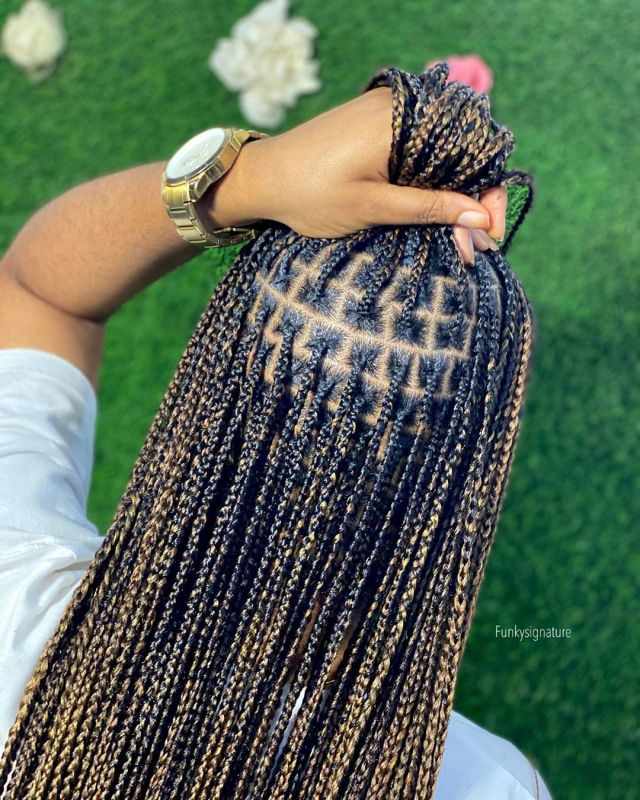 latest braided hairstyles 10