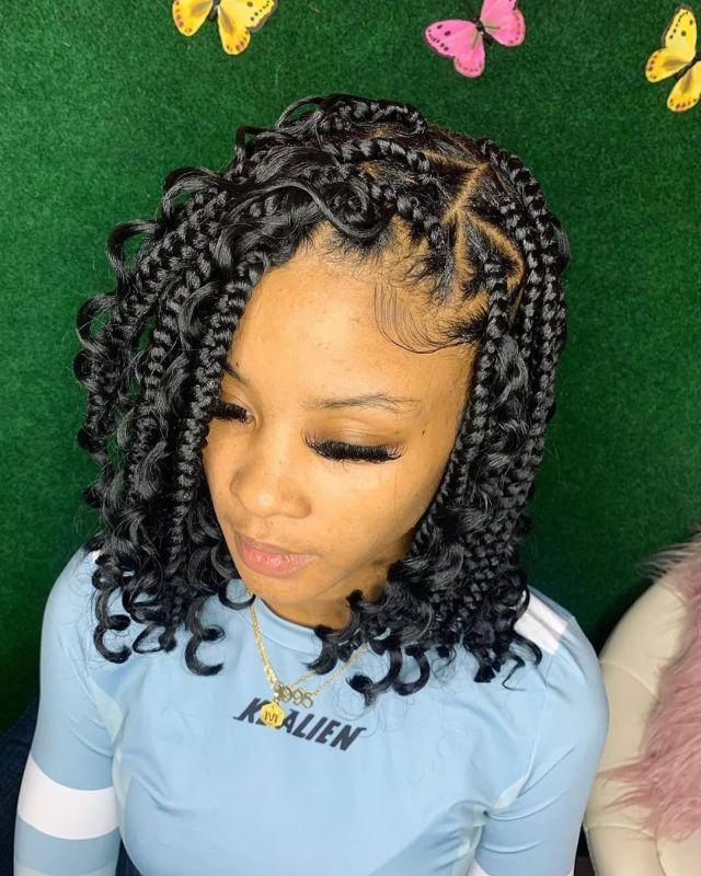 latest braided hairstyles 7