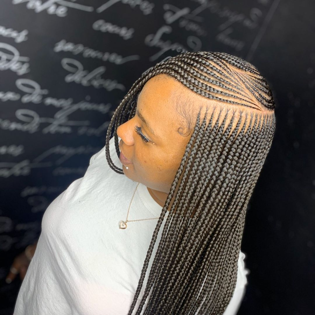 tribal braids 10