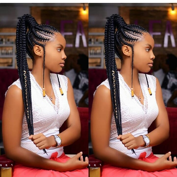 tribal braids 15