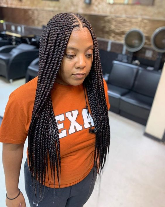 2019 African braided Hairstyles Trend For New Look 3