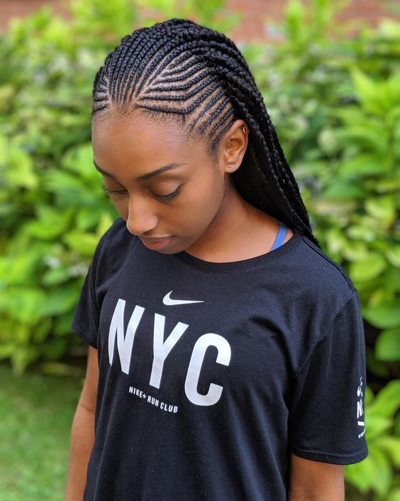2020 Ghana Weaving Hairstyles That Can Change Your Look Beautifully 21