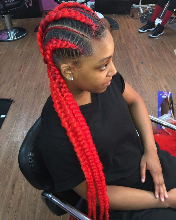 25 Awesome Ghana Braids deas Tradition and Modernity