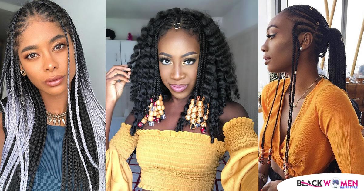 Amazing 60 Latest Fulani Braids Hairstyle Ideas Of 2021