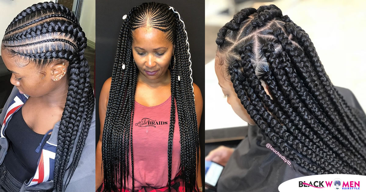 60 Braided Hairstyles You Need to Try Next