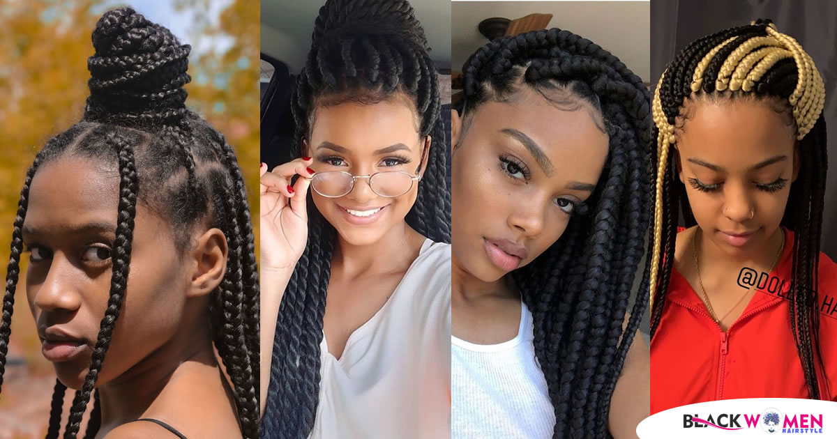 70 Medium Box Braids Style Ideas Trending Now