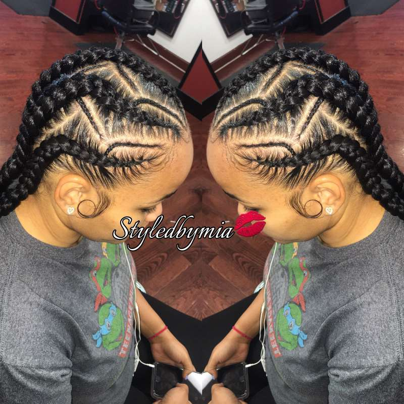 Braided Hairstyles for Little Girls hairstyleforblackwomen.net 64