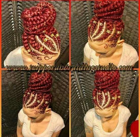 Latest Ghana Weaving hairstyleforblackwomen.net 430