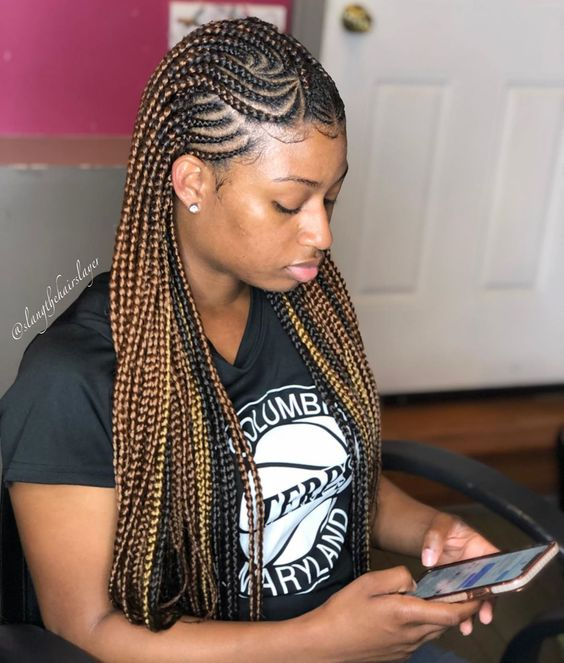 New 2020 Braided Hairstyles Choose Your Favourite Braids Colour 2