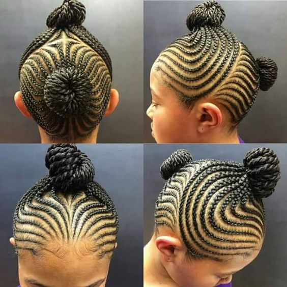 Perfect Weaving Hairstyles For Beautiful Ladies 5