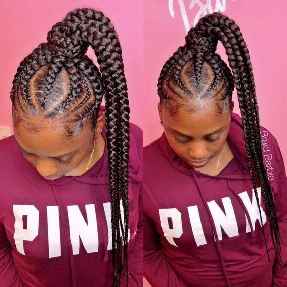 Trendy Braided Hairstyles 2018 Alluring Styles You Need to Try 14