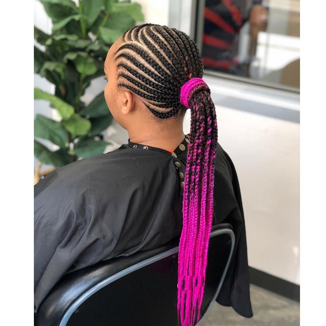 feed in braids styles 3