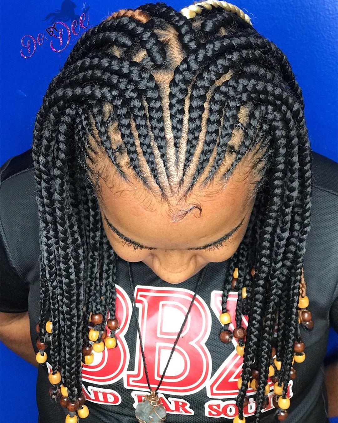 feed in braids styles 7