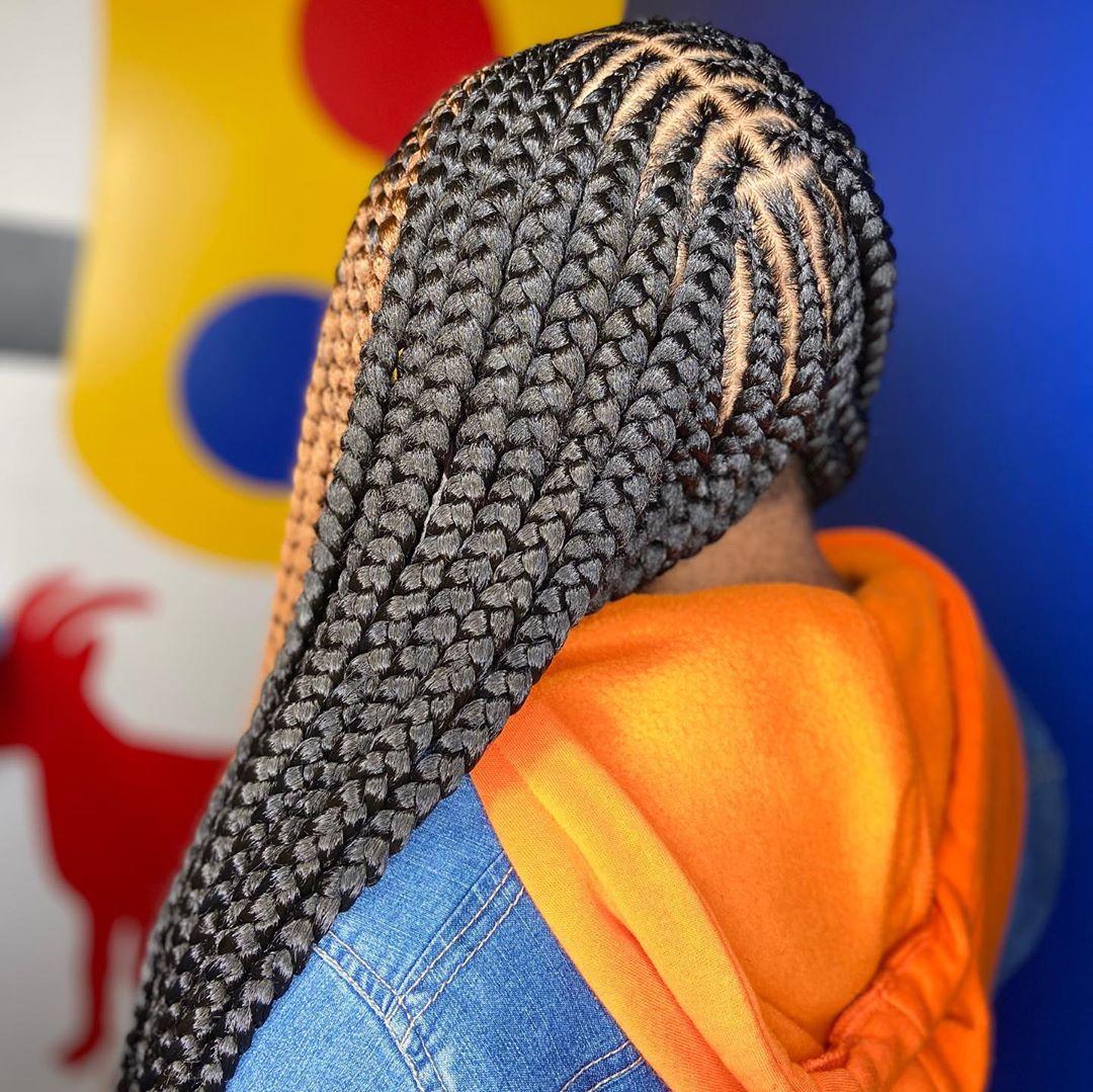 feed in braids styles 8