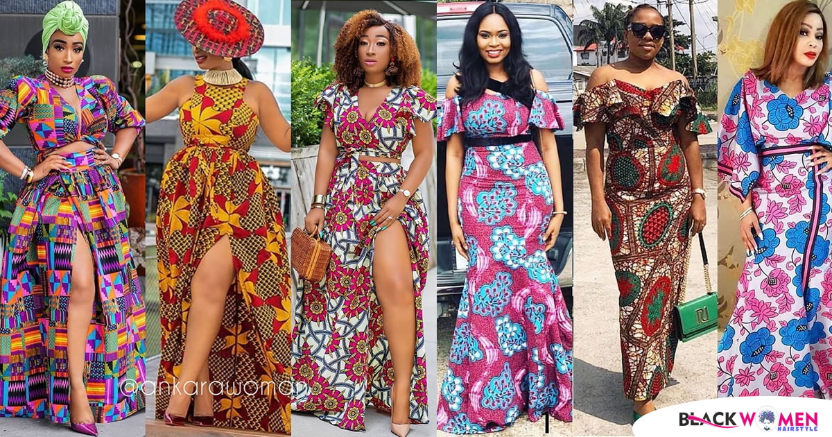 100 Latest Ankara Style Designs For 2020 Updated
