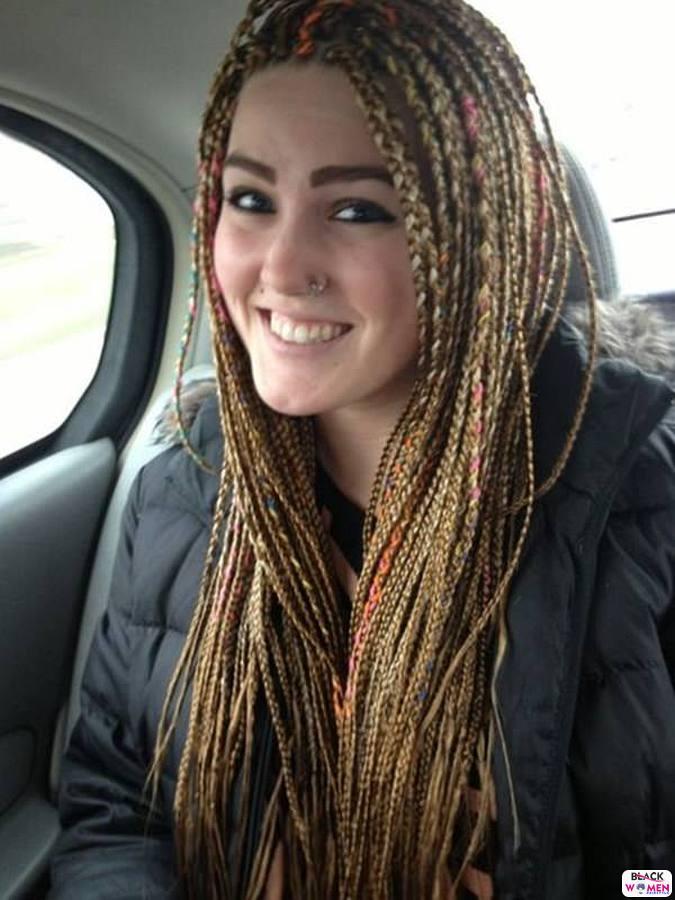 11010517 yarn braids