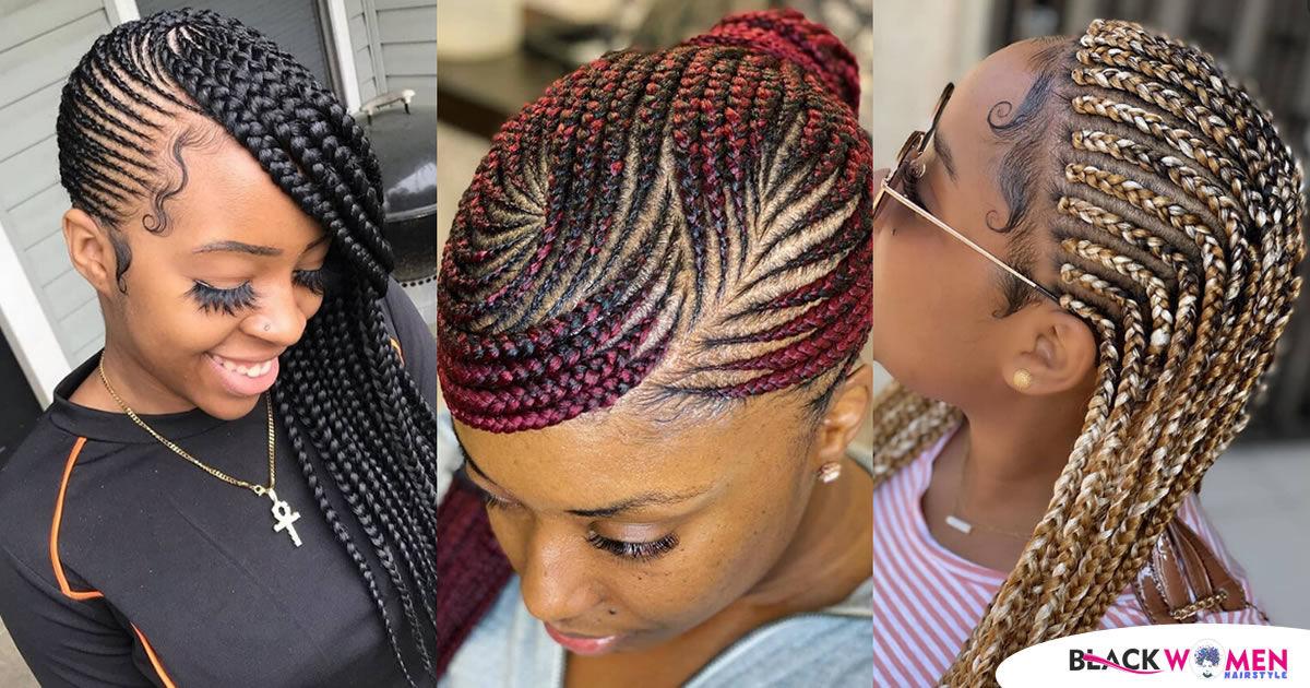 177 Best Ghana Braids Hairstyles (Video)