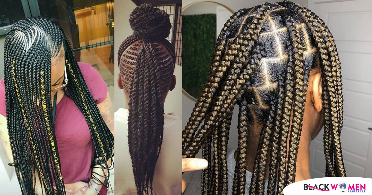 2021 Braids Hairstyles: Stunning Hairstyles That will Slay your World