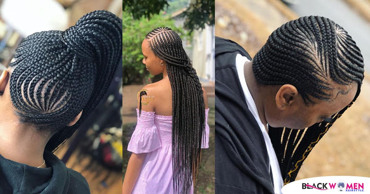2021 Black Braided Hairstyles for ladies Most Trendy Hairstyles