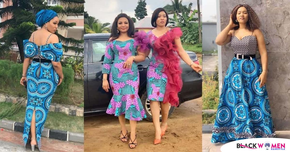 22 PHOTOS: Lovely Ankara Styles by Bellaraju – African Dress 2020