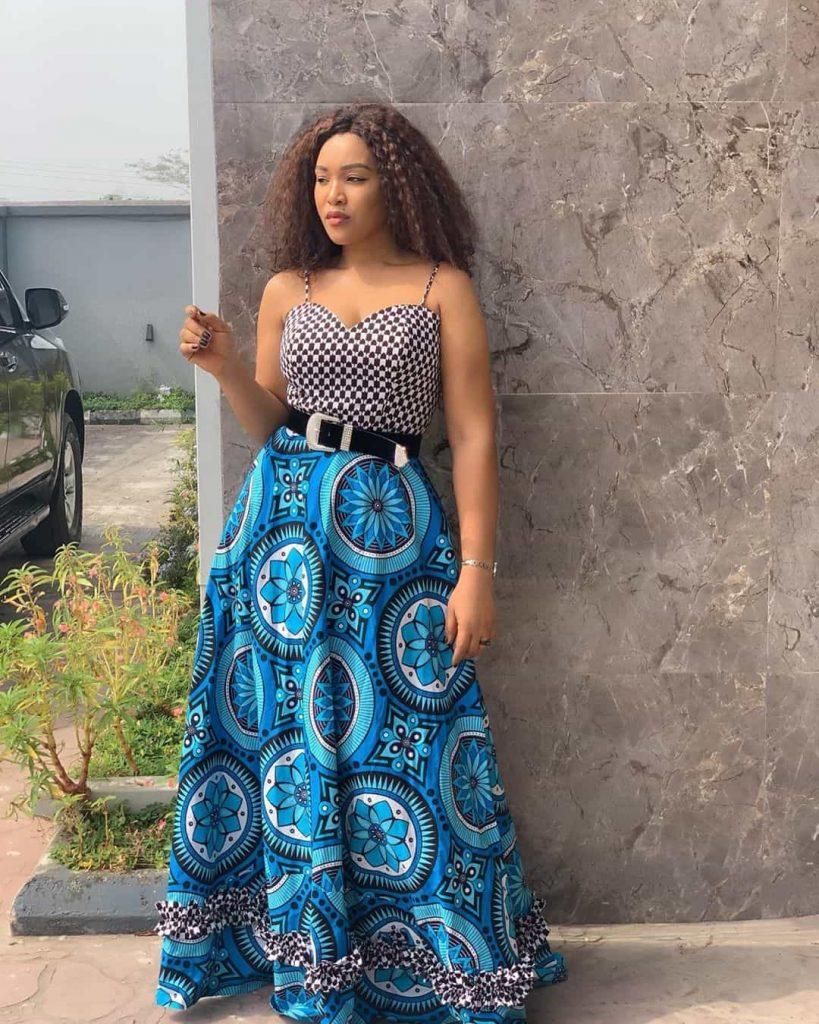 25 PHOTOS Lovely Ankara Styles by Bellaraju African Dress 11 819x1024 1