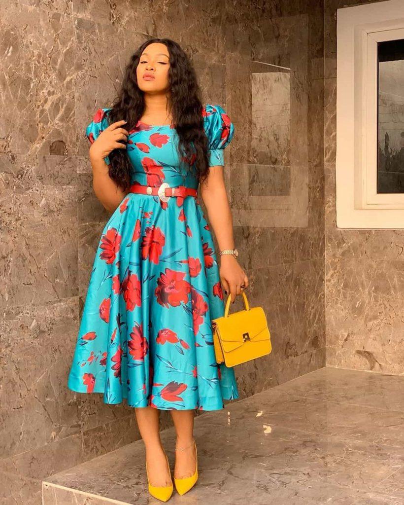 25 PHOTOS Lovely Ankara Styles by Bellaraju African Dress 14 820x1024 1