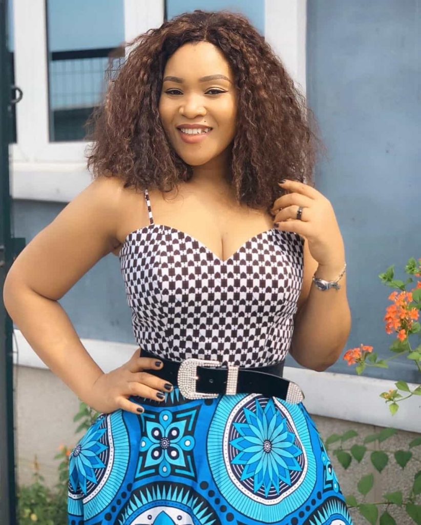 25 PHOTOS Lovely Ankara Styles by Bellaraju African Dress 16 822x1024 1