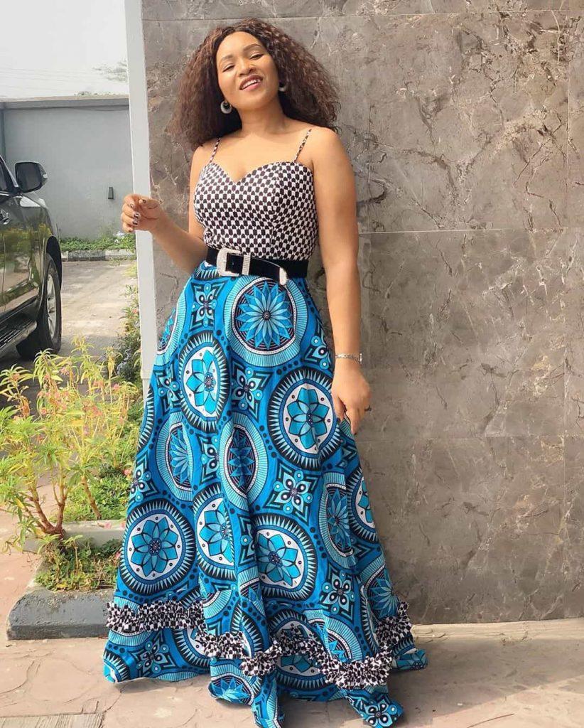 25 PHOTOS Lovely Ankara Styles by Bellaraju African Dress 17 822x1024 1