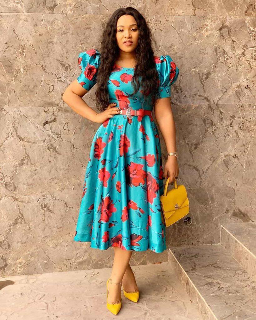 25 PHOTOS Lovely Ankara Styles by Bellaraju African Dress 18 820x1024 1