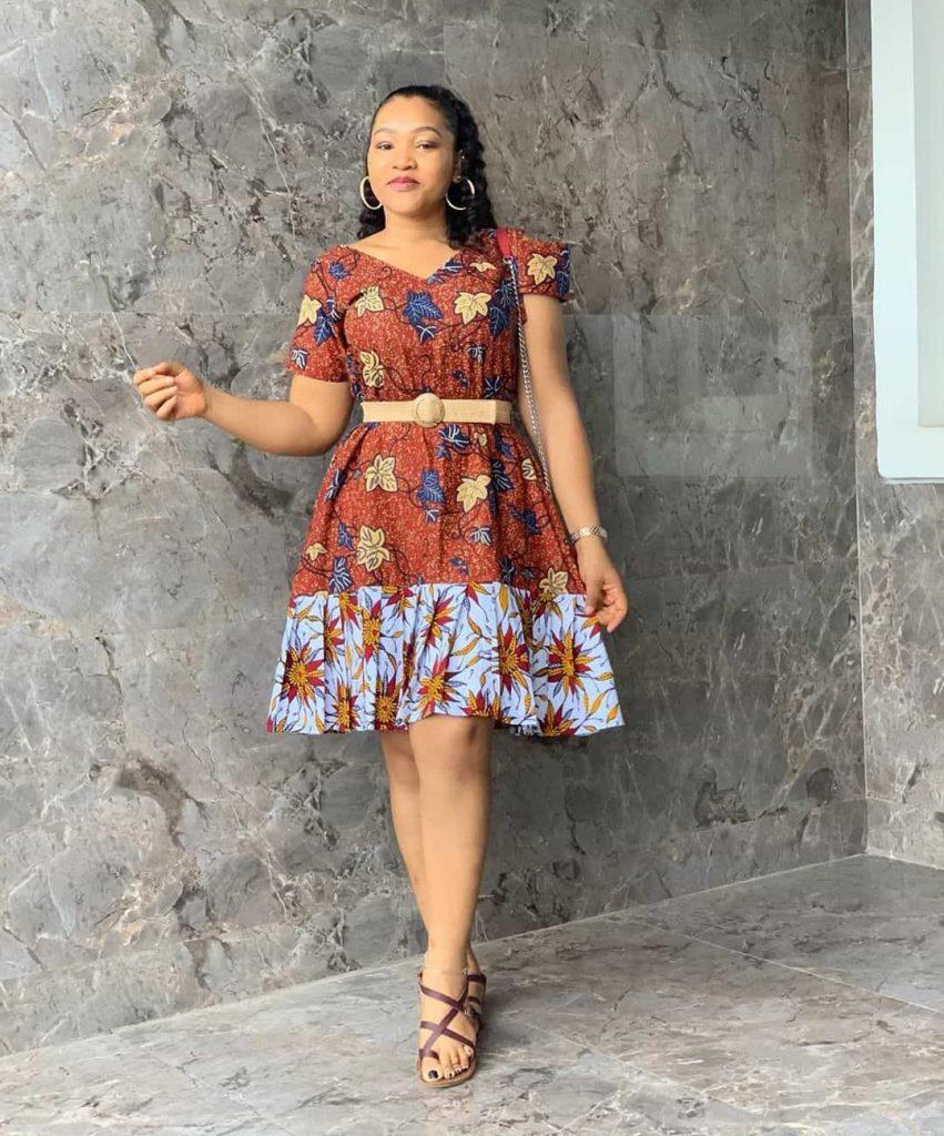25 PHOTOS Lovely Ankara Styles by Bellaraju African Dress 2 851x1024 1
