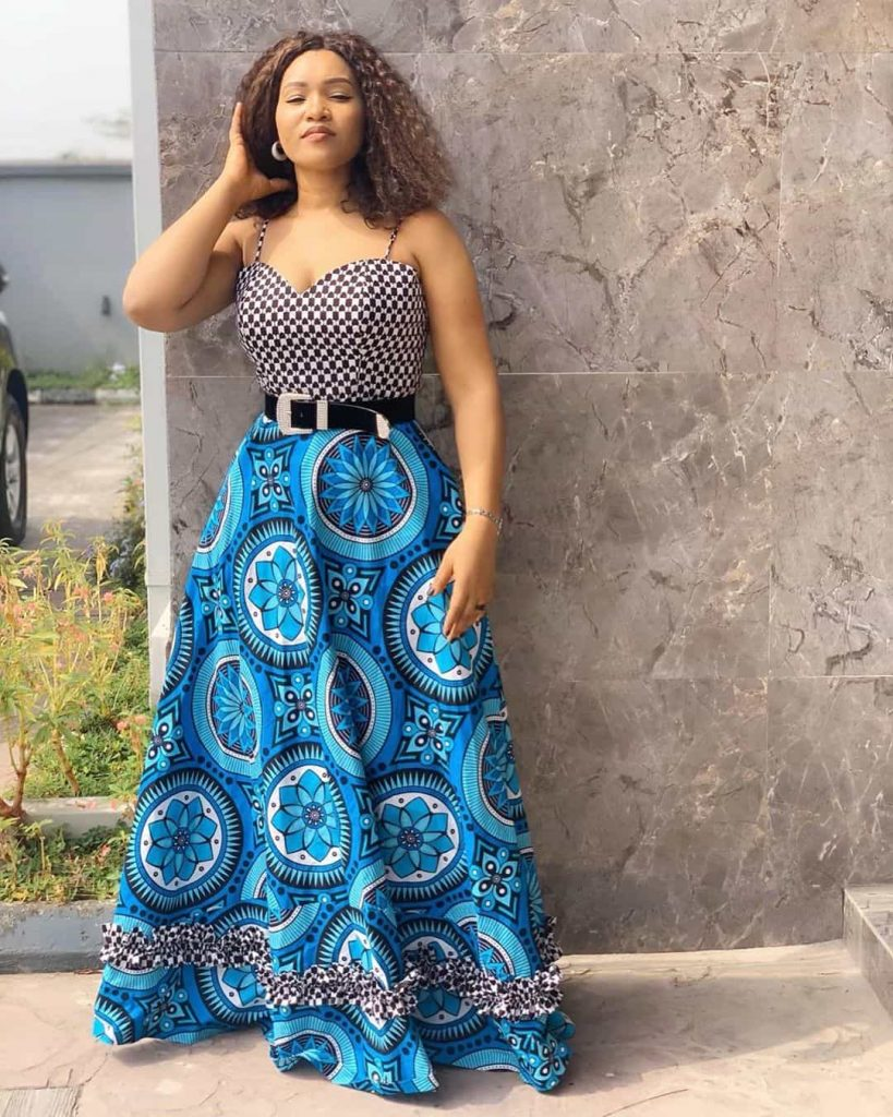 25 PHOTOS Lovely Ankara Styles by Bellaraju African Dress 20 819x1024 1
