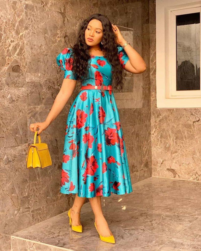 25 PHOTOS Lovely Ankara Styles by Bellaraju African Dress 21 820x1024 1
