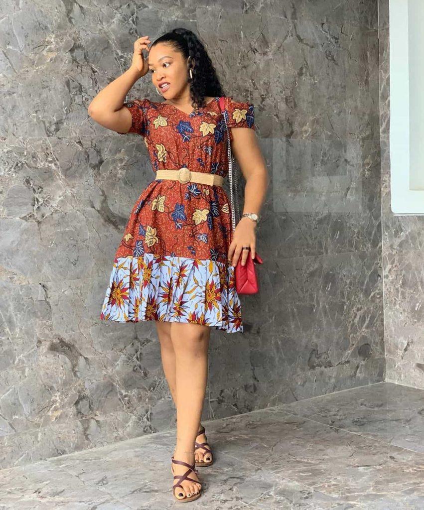 25 PHOTOS Lovely Ankara Styles by Bellaraju African Dress 6 851x1024 1