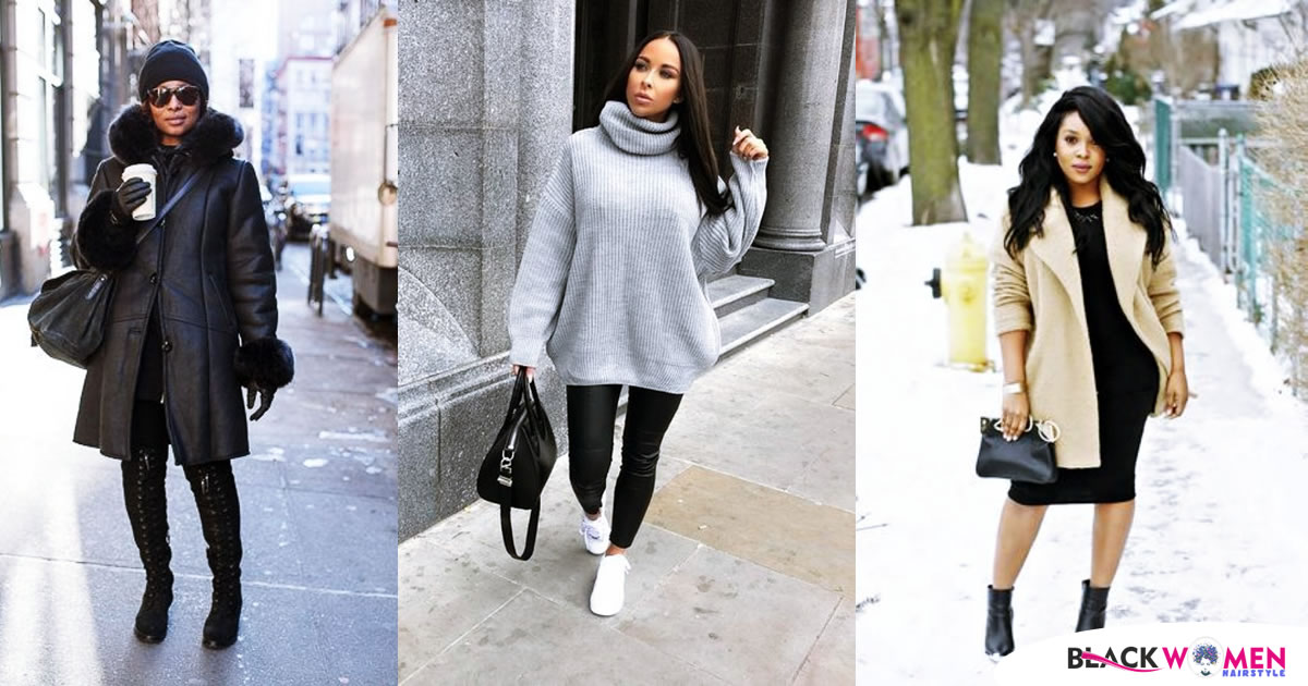 40 Best Winter Fashion Ideas For African Americans