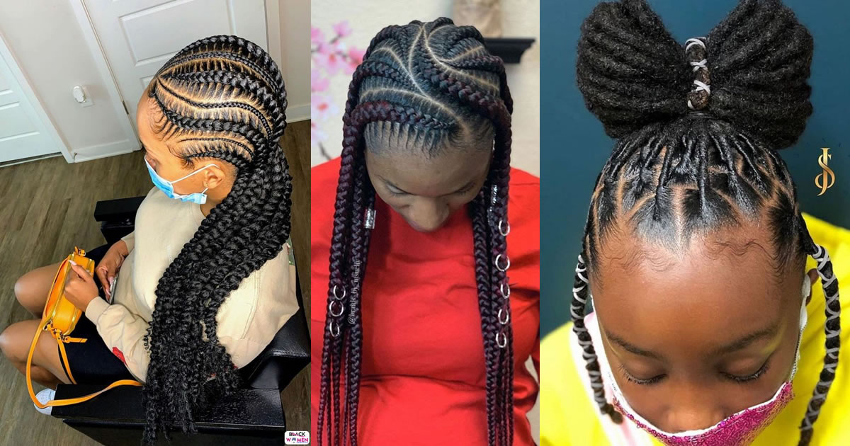 42 Black Braided Hairstyles 2020 For Ladies: Most Popular Hairstyles