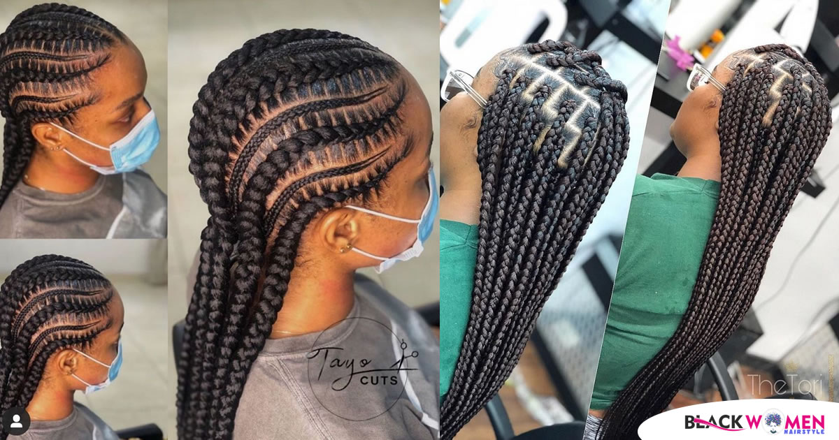 49 Pictures: Natural Braids Hairstyles Pictures: 2020 Best Braids For Ladies