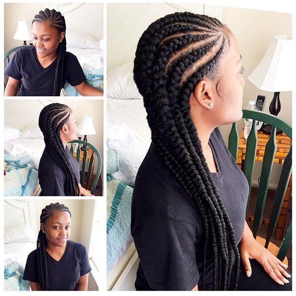 51040418 feed in braids