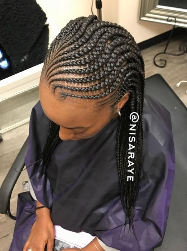54040418 feed in braids
