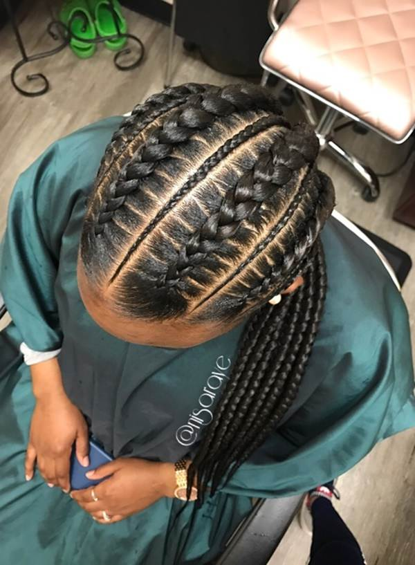58040418 feed in braids