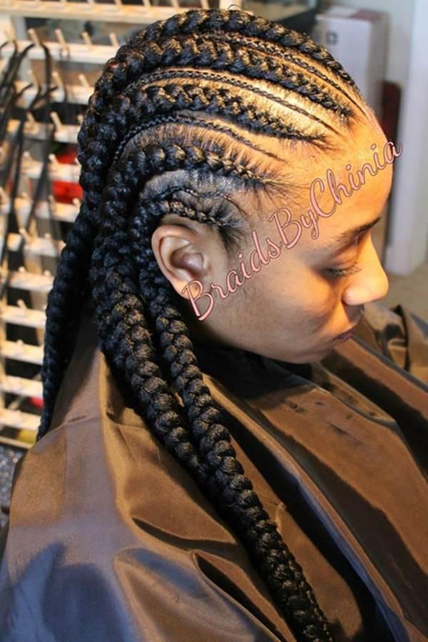 60040418 feed in braids