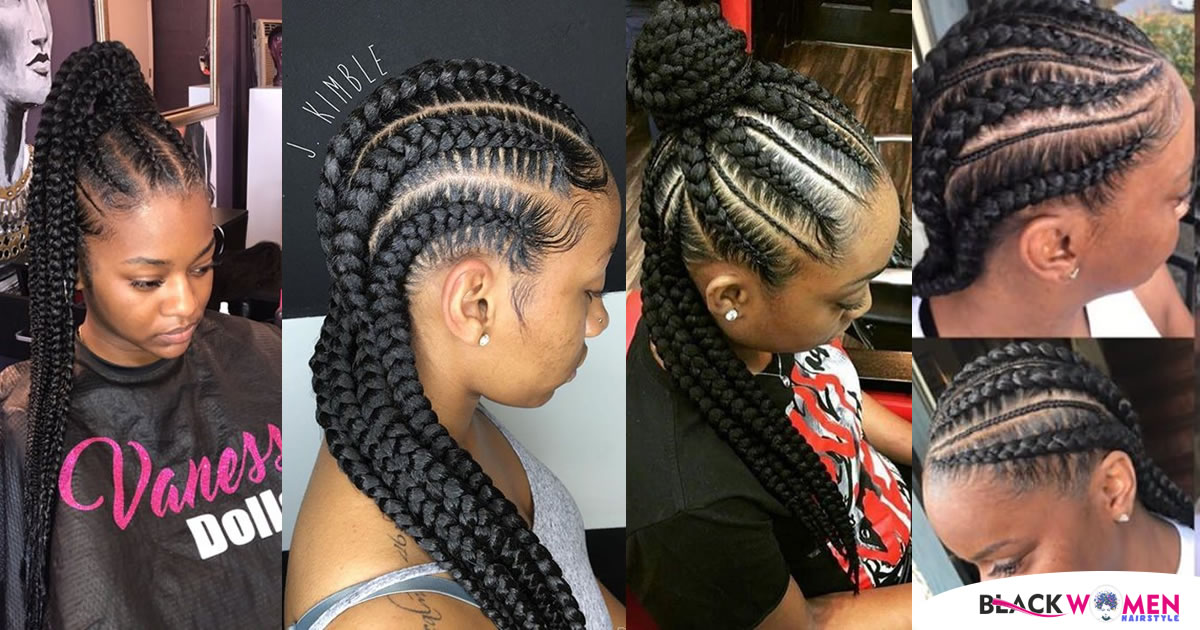 77 Beautiful Feed to choose from in Braid Hairstyles
