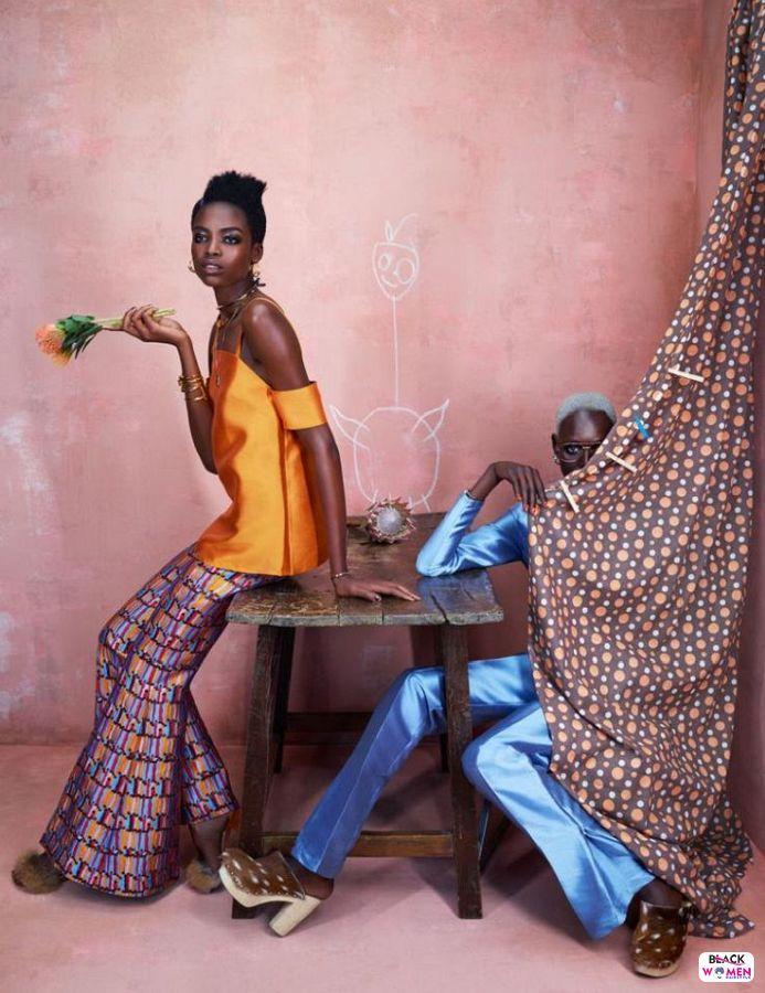 African Fashion Modern Street Styles 003