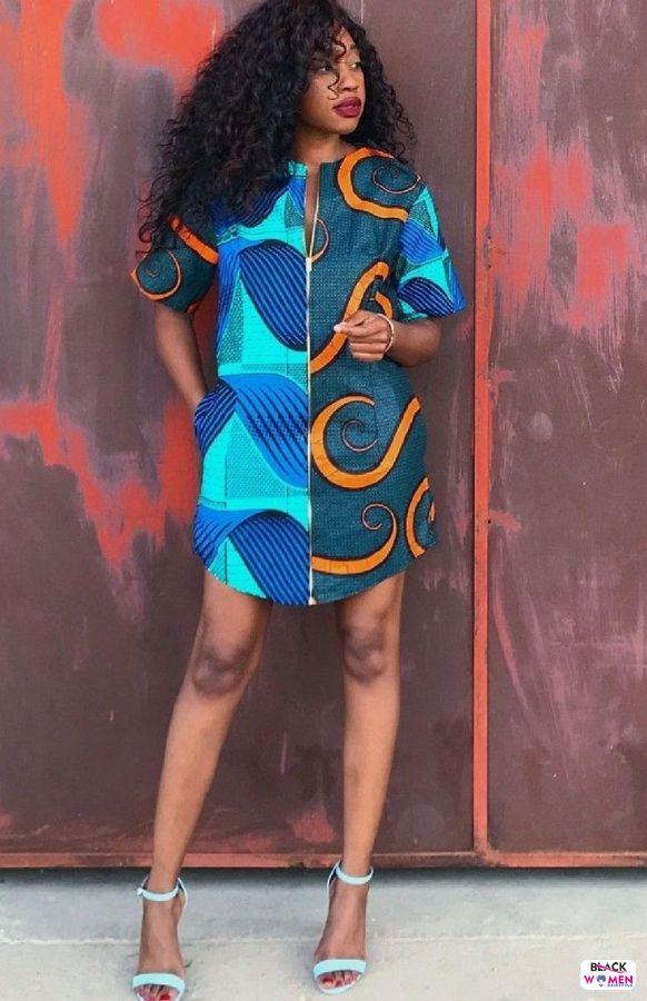 African Fashion Modern Street Styles 005